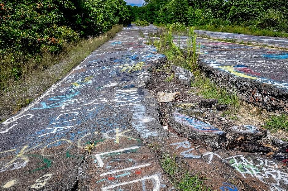 Centralia-Pennsylvania-highway