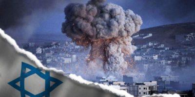 Israel bombs
