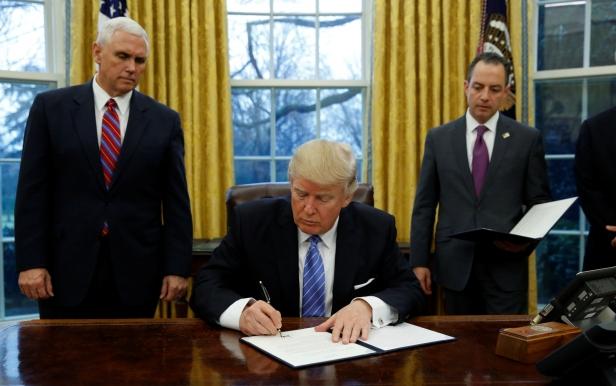 TPP Trump