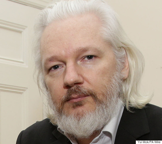 File photo dated 21/08/15 of WikiLeaks founder Julian Assange as the outcome of a United Nations investigation into the case of Julian Assange is set to be revealed and could rule that the WikiLeaks founder is being detained illegally.